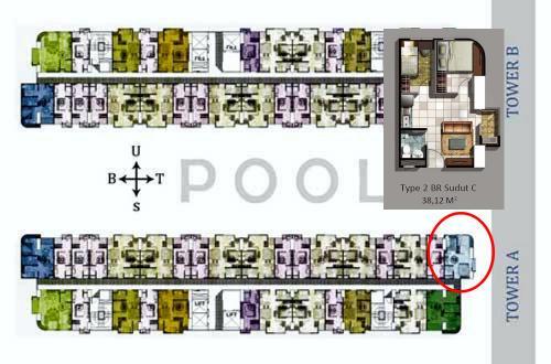 Floor-Plan-Cinere-Bellevue-Suites